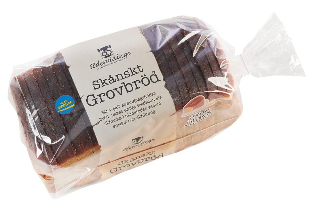 Skånskt Grovbröd